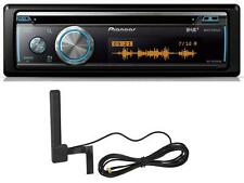 Pioneer DEH-X8700DAB CD/MP3-Autoradio Bluetooth USB DAB iPod inkl. DAB-Antenne A