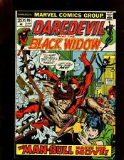 Daredevil & The Black Widow #95 (9.2) The Man-Bull Makes His Move!
