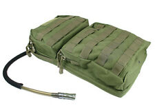 CONDOR MOLLE 2.5L Water Hydration Carrier II w/ Bladder hcb2-001 OLIVE OD GREEN