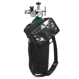 Oxygen Cylinder Shoulder Bag - D Size Oxygen Tank (TANK NOT INCLUDED)