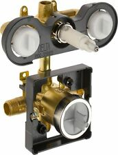 Delta R18224-WS Pre-plumbed MultiChoice Universal Jetted Shower Rough in Valve