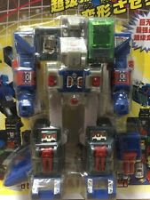 Robot Headmasters G1 World Smallest Fortress Maximus  New
