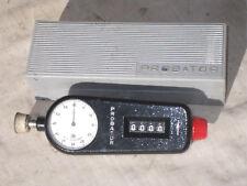 Vintage Stationary Engine R.P.M. Speed Tacho Gas Oil Sundial Lister Blackstone