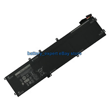 New 6GTPY Laptop Battery for DELL XPS 15 9550 Precision M5520 11.4V US