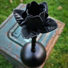 Industrial Rose Candlestick Holder