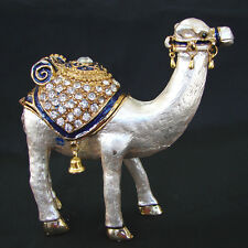Bejeweled White Single-humped Camel