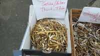 Nice Jewelry Lot ALL GOOD Wear Resell Vintage Now 3 Pc Earring Brooch Necklace