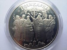 "Ukraine,5 hryven coin ""Feast of the Resurrection ""2003 year"
