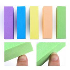 10pcs Sanding Sponge Nail Buffers Files Block Grinding Manicure Nail Art Tools