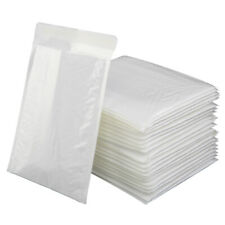 25 Poly Bubble Mailers Padded Envelopes Protective Packaging Shipping Bag 4 x 8