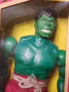 Vintage 1974 Meco Hulk Action Figure