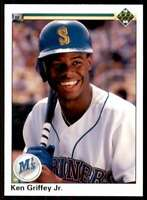 1990 Upper Deck Mint Ken Griffey JR Seattle Mariners #156