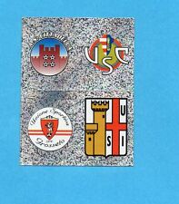 PANINI CALCIATORI 2006-2007- Figurina n.A1/4- CITTADELLA+CREMONESE+-SCUDETTO-NEW
