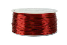 TEMCo Magnet Wire 24 AWG Gauge Enameled Copper 1lb 155C 790ft Coil Winding
