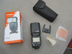 Travor SL685C - Flash Cobra (équivalent au 600 EX-RT ou YN-660) pour Canon EOS