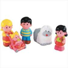 Early Learning Happyland Happy Family and Happy Heroes Figurines