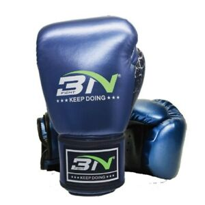 Kids Adults MMA Muay Thai Boxing Gloves Sparring Martial Arts Sanda Boxer Mitts