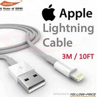 Extra Long MFi Certified Lightning Cable Fast Charging& Syncing Cord iPhone IPAD
