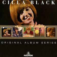 CILLA BLACK ORIGINAL ALBUM SERIES 5 CD NEW