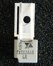 5x txc02a40 TRIAC 400v 3a, Siemens