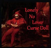 Lonely No Lover Curse Voodoo Doll Send Evil Single Unhappy Karma Curse Divorce