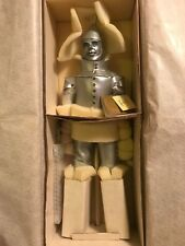FRANKLIN MINT THE TIN MAN COMMEMORATIVE COLLECTOR'S DOLL WIZARD OF OZ