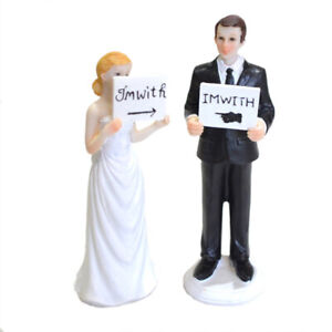 I'm with .... Cake Topper