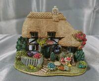 Lilliput Lane Little Garden Party L2570 Sales Promotion Special Edition 2002