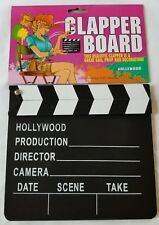 Clapper Board (Accoutrements) , Ready-Set-Action, Let the Filming Begin (1351)