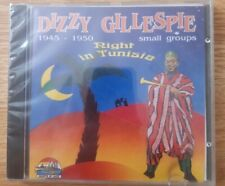 Dizzy Gillespie Night in Tunisia cd album.
