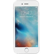 New Apple iPhone 6S 128GB FACTORY UNLOCKED GSM 4G LTE Silver Smartphone