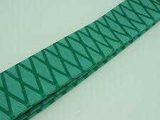 "X-HEAT SHRINK TUBE FOR Calstar Seeker ROD Custom Grip Handle 40mmX64"" Green"