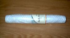 Meijer white oval bath mat