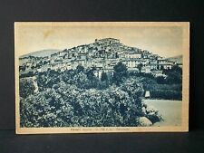 NAVELLI (Aquila) - m.750 s.m. - Panorama [piccolo, viaggiata, 1950]