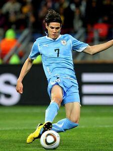 Poster Edinson Cavani Ssc Neapel Insigne Uruguay Greg Soccer Football Fußball 9