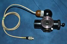 Carl Zeiss microscope tube head, backlight, lens attachment with focus