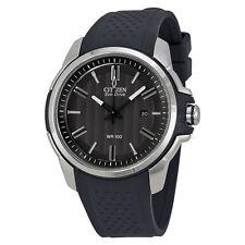 Citizen AW1150-07E Men's Eco DRIVE AR 2.0 Black Polyurethane Band Analog Watch