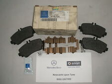 Genuine Mercedes-Benz W168 A-Class (A160) FRONT Brake Pads A1684201520 NEW