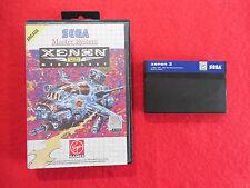 XENON 2 MEGABLAST ~ SEGA Master System ~ As good as old