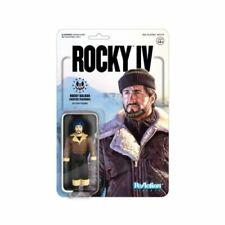 ROCKY BALBOA (WINTER TRAINING) FIGURINE ROCKY IV RE-ACTION SUPER7 10 CM