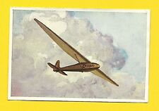 Flying W. Hirth & Stanavo Airplane Pilot Vintage 1932 Sanella Sports Card