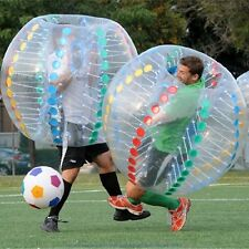 4.92ft(1.5M) Clear Large Bumper Ball Adult Size Inflatable Human Soccer Ball