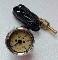 Smiths Replica Mechanical Water Temp Gauge 52 mm magnolia 6 ' lead