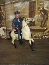 Hartland Paladin complete with cowboy horse hat saddle rifle gun