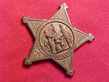 ORIGINAL CIVIL WAR VETERANS GAR MEDAL - 7 875
