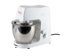 Galaxy Csm800 7 qt. Commercial Mixer W Accessories Bowl Hook Whip Beater