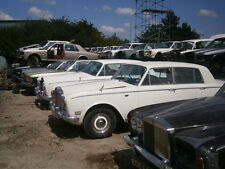 BREAKING ROLLS-ROYCE SILVER SHADOW - WRAITH 1965 - 1980 - PARTING OUT