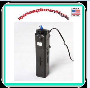 9W UV Sterilizer w/ Submersible Pump Filter 75 gal Aquarium Fish Tank