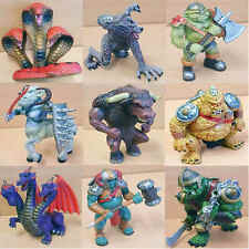 Misc - ELC Castle Of Doom Monsters Trolls Knights Ogres Plastic Figures Various