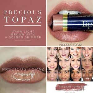 Precious Topaz SeneGence LipSense  100% Authentic Brand New
